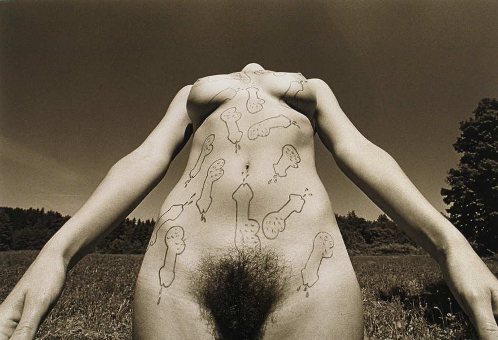 Nude with squirting Penis drawings, Rochester, New York. Photography