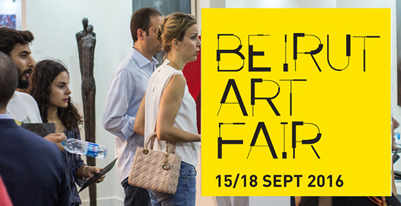 Beirut Art Fair 2016